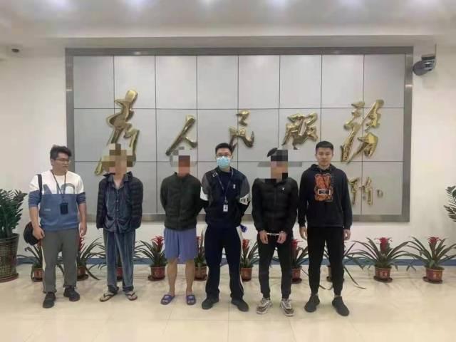惠阳区一专盯酒驾司机的碰瓷团伙被公安抓获